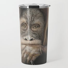 Person of the Forest Travel Mug