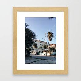 Clearwater Beach Framed Art Print