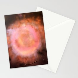 PINK GALAXY Stationery Cards