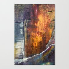 Stormy Sea 1 Canvas Print