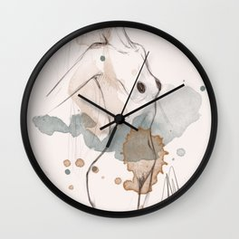 Self-love I Wall Clock