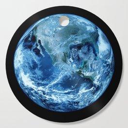 Blue earth Cutting Board