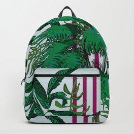 Tropical Queen Backpack