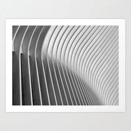 The Oculus Art Print