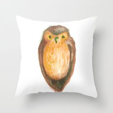 Owl & co. Throw Pillow