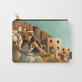 Egypte Carry-All Pouch