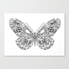 IRON BUTTERFLY Canvas Print