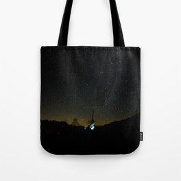 Ghosts, 2017 Tote Bag