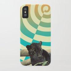 Jaguar iPhone X Slim Case
