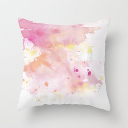 Summer Juice Throw Pillow