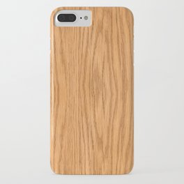 Wood 3 iPhone Case