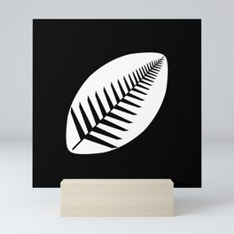 NZ Rugby Mini Art Print