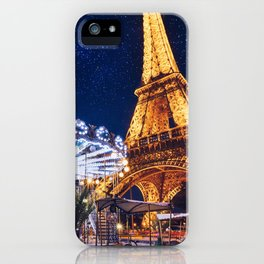 The Promises of the Night iPhone Case