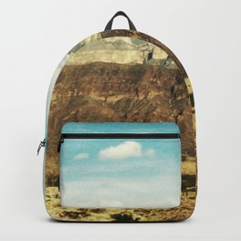 Chisos Mountains at Big Bend Backpack