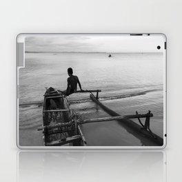 Malagasy canoe Laptop & iPad Skin