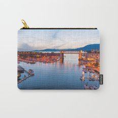 Vancouver Sunset Carry-All Pouch