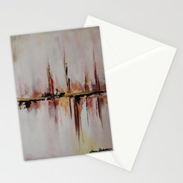 Ups and downs Stationery Cards