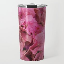 Flower Cluster Travel Mug