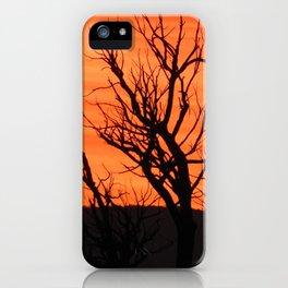Sunrise in Grampians iPhone Case