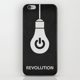 Revolution 01 iPhone Skin