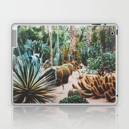 The Flora Of The Majorelle Garden Laptop & iPad Skin