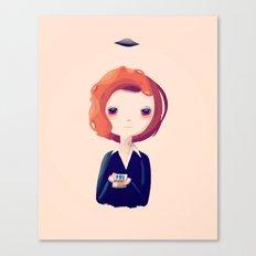 Dana Canvas Print