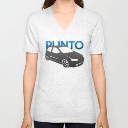Fiat Punto Unisex V-Neck