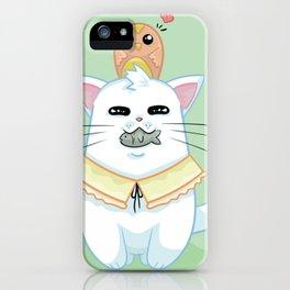 Fatty Catty - Hunter kitti iPhone Case