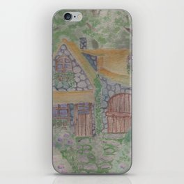 Little House iPhone Skin