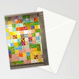 Detroit People Mover Art Renaissance Center Stationery Cards