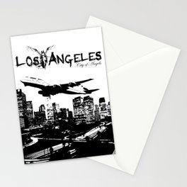 Los Angeles: City of Angels Stationery Cards