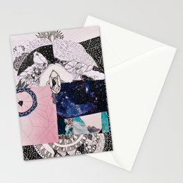 Quiet wishes aren't loud enough Stationery Cards