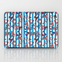 bikini iPad Cases featuring bikini by lindseyclare