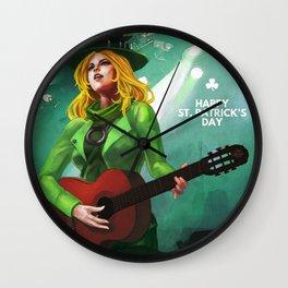 Vagenda Commission #9 (Monori Rogue) Wall Clock