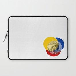 Galán Shouts of Glory Laptop Sleeve