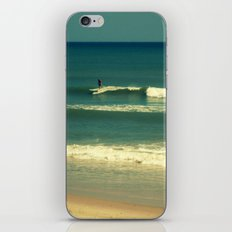 The Surfer Guy iPhone & iPod Skin