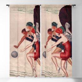 1926 - Leonetto Cappiello - La Baule-les-Pins Blackout Curtain