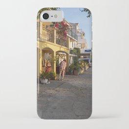 Milna Street  iPhone Case