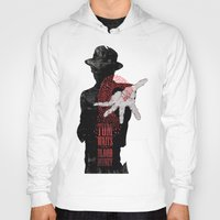 tom waits Hoodies featuring Tom Waits by J.C.D