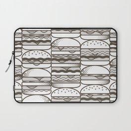 Burgers Wall Laptop Sleeve