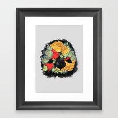 Death of Autumn Framed Art Print