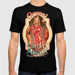 Oops!... I Did It Again - Britney Spears T-shirt