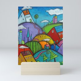 Silver Linings Mini Art Print