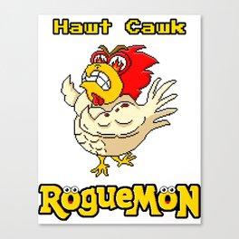 Hawt Cawk Canvas Print