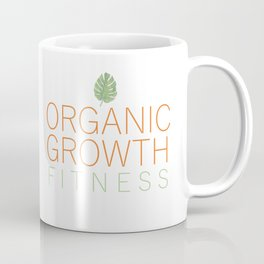Organic Growth Fitness Coffee Mug