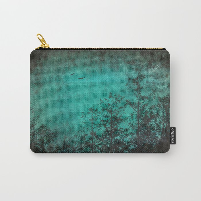 Faded Souls Carry-All Pouch