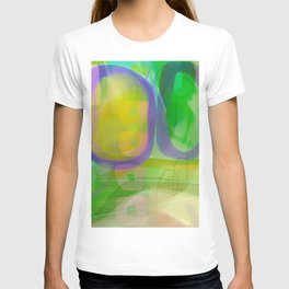 Crop Circles T-shirt