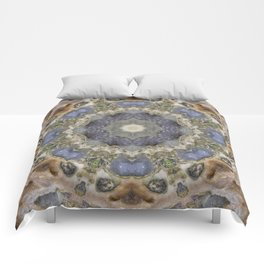 Rock Surface 6 Comforters