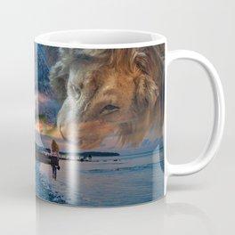 Walking into your life Coffee Mug
