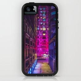 Alone in Macau iPhone Case
